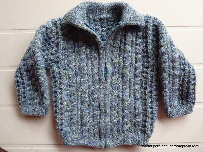 Tricotar para peques - Knitting for kids | Prendas de punto fáciles ...